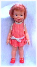 1972 Ideal Cinnamon Crissy Family Doll All Original - $26.00