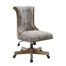 Linon Home Décor OC103GRY01U Cricket Office Chair, Grey - $359.89