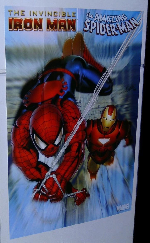 Spiderman ironman 2008 3624