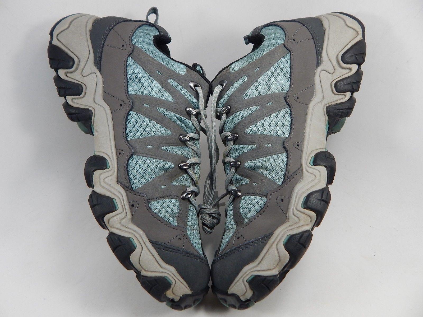 Oboz Luna Women's Hiking / Trail Running Shoes Size US 10 M (B) EU 41.5 Gray