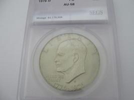 Eisenhower Dollar , Lot of 4 , SEGS Certified - $39.00