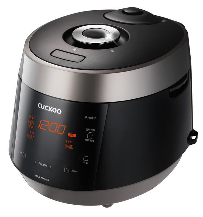 Cuckoo Cuckoo 10Cups Rice Cooker CRP-P1010FD / Hot Plate Pressure Cooker / Packi