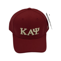 Kappa Alpha Psi - Adjustable Baseball Cap (Letters) - £20.07 GBP