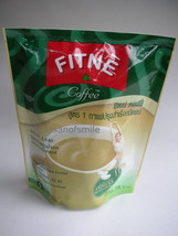 Fitne Coffee with White Kidney Bean Extract 3-in-1 Instant Coffee Mix  60g. - $8.79