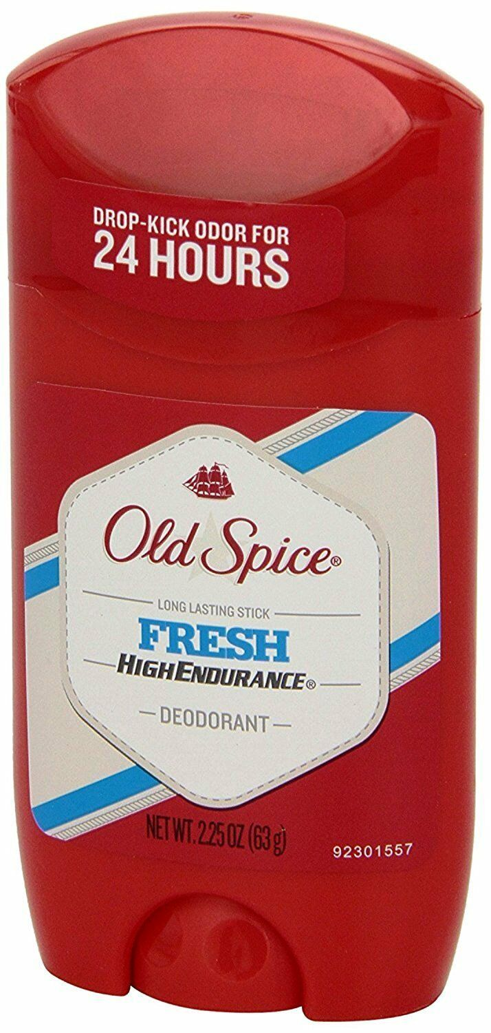 Old Spice Fresh Deodorant Stick, 63 g (free shipping world)