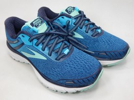 Brooks GTS 18 Size US 6.5 M (B) EU 37.5 Women's Running Shoes Blue 1202681B495