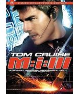 Mission: Impossible III (DVD, 2006, 2-Disc Collector's Edition, Widescreen) - $7.00