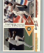 2003 Fleer Double Header Keystone Combinations #2 Jeff Kent/Miguel Tejad... - $2.50