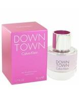 Perfume Downtown by Calvin Klein 1.7 oz Eau De Parfum Spray for Women - $31.58