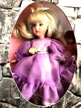 Marie Osmond Doll Mothers Day Fine Porcelain Limited Edition Greeting Card - $18.80