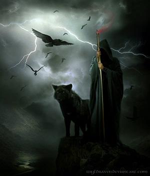 Night Watcher Guardian Spirit and 50 similar items