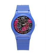 PERIODIC TABLE CHEMISTRY SCIENCE PLASTIC SPORTS WATCH UNIQUE - 6 COLORS ... - $23.99