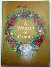 Carla Bley/Mike Mantler A WREATH OF CAROLS Scholastic Book Services 1966... - $11.25