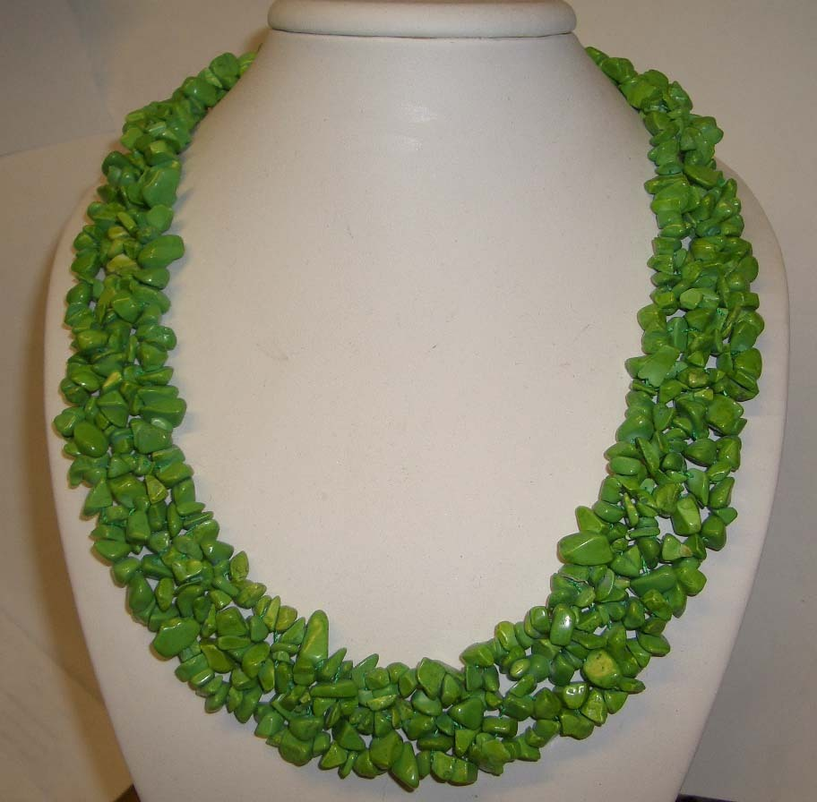 Turquoise z504necklace