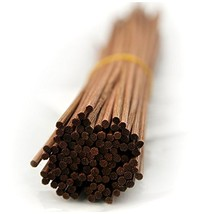 """Ougual 100 Pieces Rattan Reed Diffuser Replacement Refill Sticks 9.8"""" 25... - $9.44"""