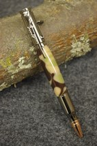 Hand turned bolt action pen - $35.00