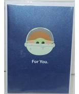Lovepop LP2473 The Child Star Wars Mandalorian Pop Up Card White Envelope - $15.99