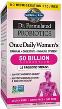 Garden of Life : Probiotic Once Daily for Women-30 Veggie Caps - See Des... - $24.99