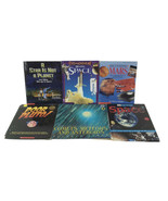 Non-fiction Kids Books About Space RL 4 Set of 6 Pre-owned  - Se/B - $18.99