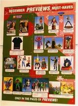 Figure/Statue/Bust Poster:Spider Woman/Jla/Wonder Woman/Spider Man/Venom/Marvel - $40.00