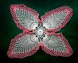Doily white pink point thumb155 crop