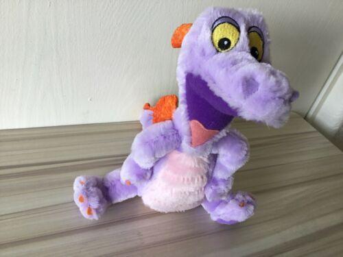 "Dragon Disney Parks 9"" Tall Stuffed Plush Purple Figment Epcot Imagination J01"