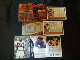 Terrell Davis RB Denver Broncos Football Collectible Trading Cards AA-19FTC3008 image 5