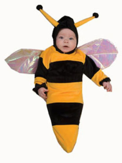 Primary image for 0-9 Months Lil Bumble Bee Bunting Halloween Costume
