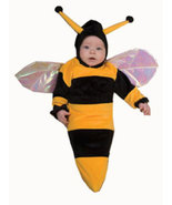 0-9 Months Lil Bumble Bee Bunting Halloween Costume - $19.00