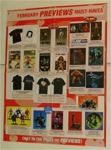 Bust/Statue/Figure Poster:Silver Surfer/Venom/Spider Man/Batman/Superman/Joker + - $40.00