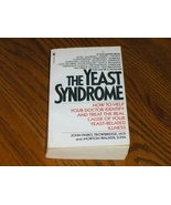 The Yeast Syndrome - $6.99