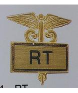 New RT Radiology Technician Lapel Pin Caduceus ... - $12.97