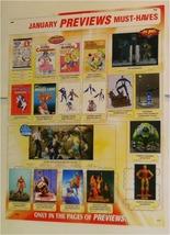 Figure/bust/statue toys poster:Spider-man/Hulk/Superman/Iron Man/Supergirl/Flash - $40.00
