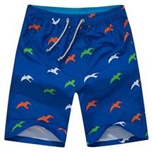 Men's Casual Shorts Beach Shorts Stylish Sport Shorts Quick-dry No.02 - $19.23