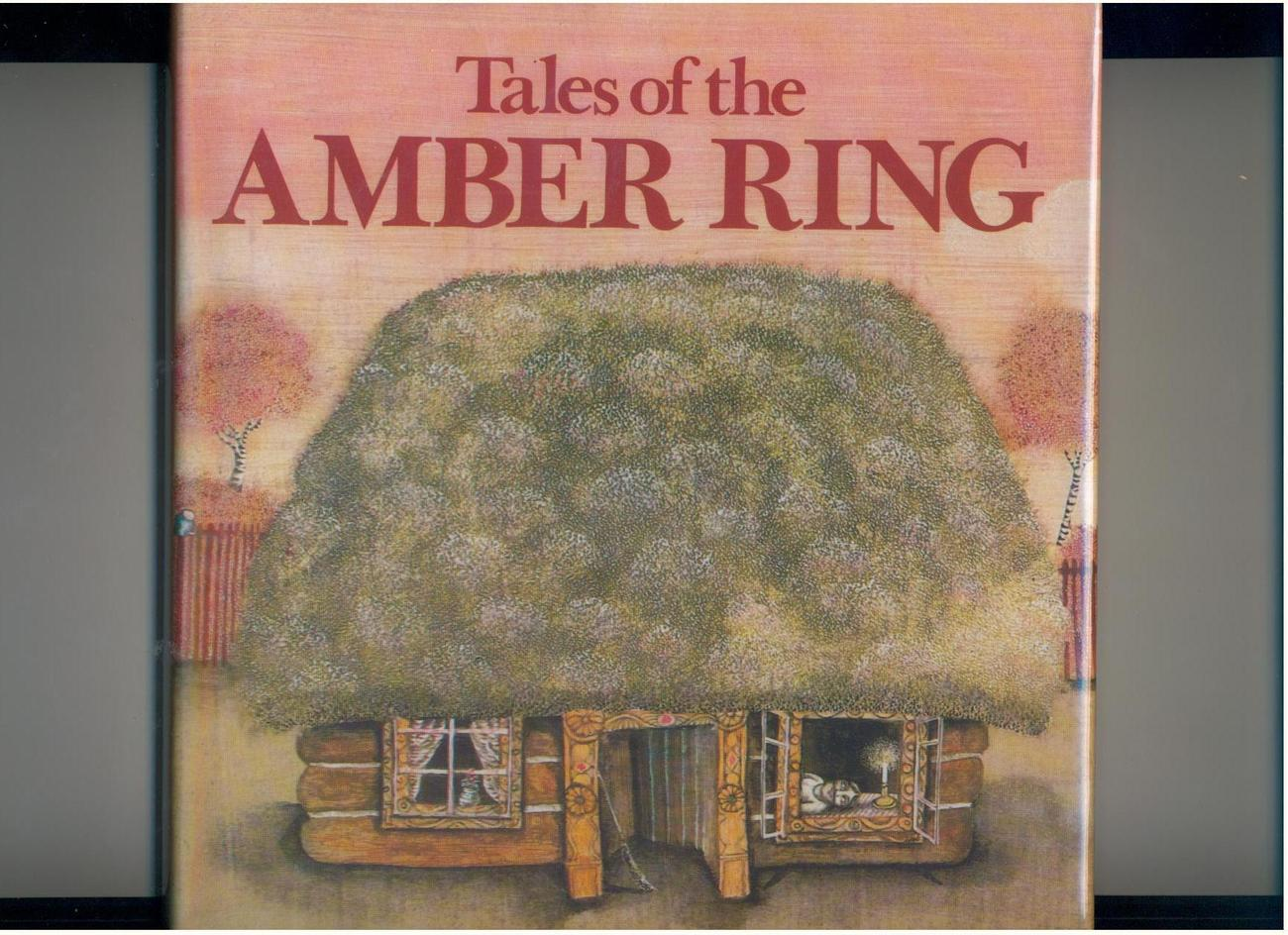 TALES OF AMBER RING - 1985 - great Petr Sis illustrations