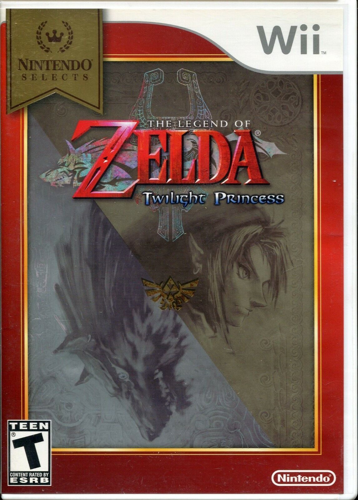 Primary image for The Legend of Zelda: Twilight Princess (Nintendo Wii, 2006) Complete