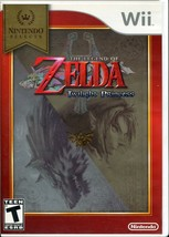 The Legend of Zelda: Twilight Princess (Nintendo Wii, 2006) Complete  - $9.89