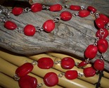 Copy of pacific bamboo coral necklace thumb155 crop
