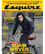 Esquire Magazine December 2017, Adam Driver, Star Wars [Single Issue Mag... - $7.91