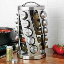 Kamenstein 20 Jar Revolving Spice Rack NEW - £32.98 GBP