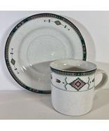 Studio Nova Adirondack #Y2201 Cups & Saucers - $18.80