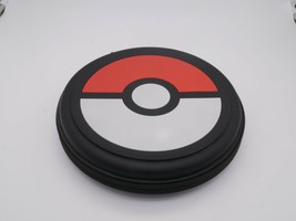 Pokemon Nintendo DS/3DS Ball Zip System Carrying Case Red White Black - $14.85
