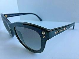 Elegant Versace Cat Eye Black Women Sunglasses Italy - $89.99