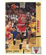 1991-92 Upper Deck Michael Jordan Basketball Card #44 - Shipped In Prote... - $12.89