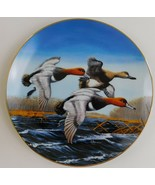 WS George Arthur S Anderson Federal Duck Stamp Plate #9 Bradford 1991 Re... - $29.70