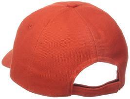 Lacoste Men's Classic Baseball Premium Cotton Pique Croc Logo Hat Cap RK0123-51 image 9