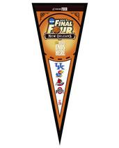 "2012 NCAA Men's Basketball Final Four ""13"" x 33"" Framed Pennant - $33.11"