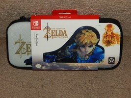Legend Of Zelda Breath Of The Wild Stealth Case Nintendo Switch Free Shi... - $19.79
