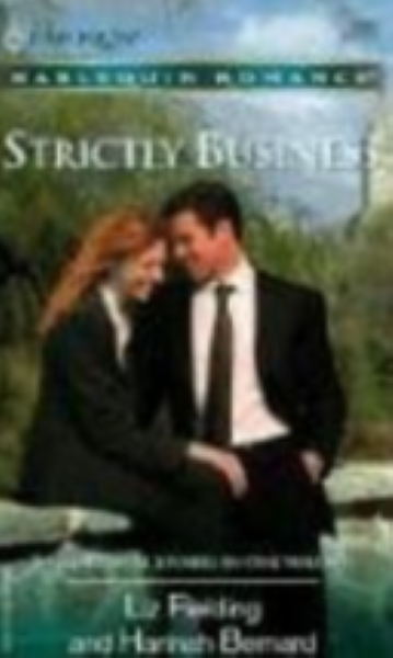 Strictly Business: The Temp And The Tycoon \ The Fiance Deal