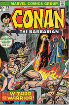 Conan The Barbarian Comic Book #29 Marvel Comics 1973 VERY FINE- - $11.64